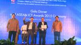 TiếngAnh123.Com nhận giải Vàng ASEAN