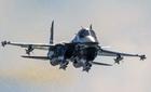 Nga mang Su-34 có tên lửa xuất kích tại Syria