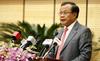 Bộ Chính trị đồng ý ông Nguyễn Thế Thảo thôi làm Chủ tịch HN