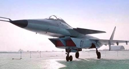 Chiến cơ thế hệ 5 của TQ 'nhái' hàng Nga?