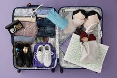 Cách xếp vali hiệu quả và gọn gàng nhất