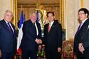 Thủ tướng hội kiến lãnh đạo Nghị viện Pháp