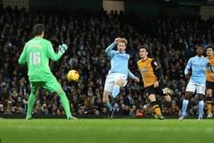 Highlights Man City 4-1 Hull City