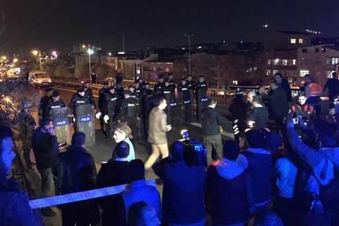 nổ bom tại Istanbul