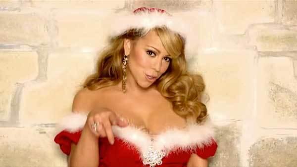ca sĩ, diva, All I Want for Christmas Is You, thù lao, New York, Giáng sinh, nữ hoàng, cửa hàng, Pier1