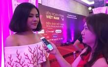 Vân Trang nói gì khi chấm phim của tình cũ?
