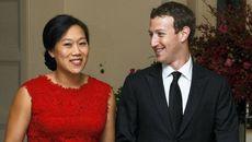 CEO Facebook từng hiến tặng bao nhiêu tài sản?