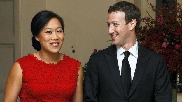 CEO Facebook hiến tài sản, Mark Zuckerberg, Priscilla Chan, làm từ thiện,