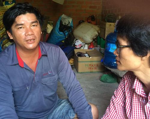 Gặp người giải oan cho Huỳnh Văn Nén