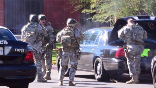 xả súng, bắn giết, trung tâm, dịch vụ, xã hội, California, Mỹ, sơ tán, tổ chức y tế, phi lợi nhuận, cộng đồng, thương vong, nạn nhân