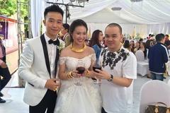 Đám cưới xa hoa của con trai đại gia sở hữu biệt thự gà vàng