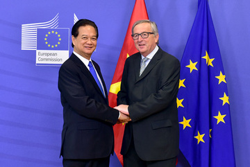 Chính thức kết thúc đàm phán FTA VN-EU
