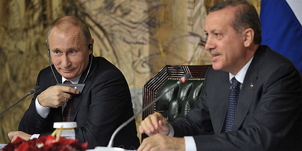 Thổ Nhĩ Kỳ, Nga, Putin, Erdogan, Su-24, máy bay, khen ngợi, dũng cảm, táo bạo
