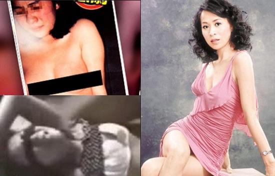 Bi kịch bị hiếp dâm, tung ảnh khỏa thân của nữ diễn viên nổi tiếng