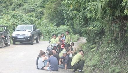 Du khách quốc tế bị bỏ đói trong rừng Phong Nha - Kẻ Bàng