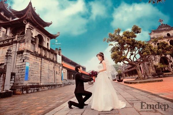 Những điểm chụp ảnh cưới lý tưởng ở Ninh Bình