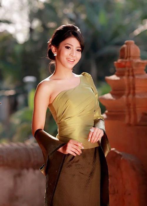 Nhan sắc, hotgirl Lào, dân mạng, hotgirl,đất nước triệu voi