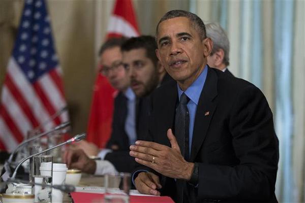 Thổ Nhĩ Kỳ, Mỹ, Syria, biên giới, Obama, Erdogan, thúc giục, chiến tranh, tị nạn, căng thẳng, xung đột