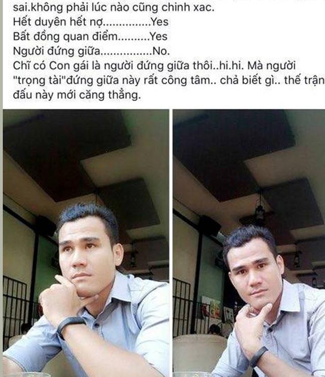 Phan Thanh Bình lên tiếng chuyện vợ và Khôi Trần