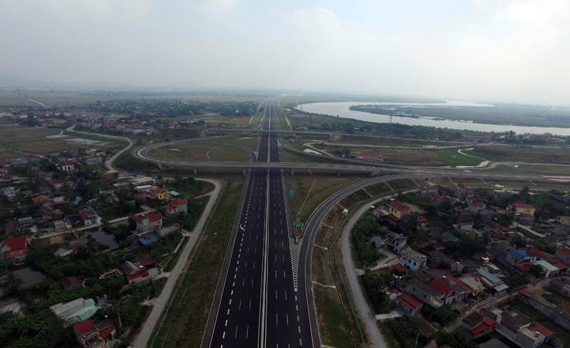 Cao tốc 6 làn Hà Nội – Hải Phòng, an toàn giao thông, Hà Nội - Hải Phòng