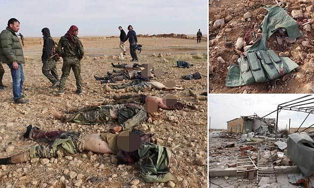 Thế giới 24h: Chiến binh IS chết như ngả rạ