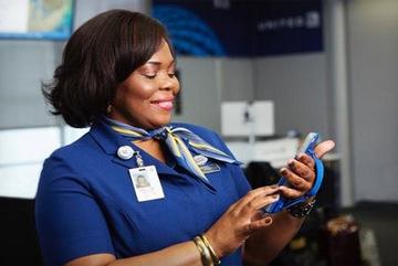 Sân bay Mỹ trang bị iPhone 6 Plus cho toàn bộ nhân viên