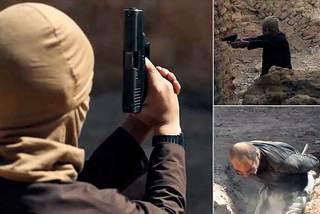 Trò chơi man rợ của IS