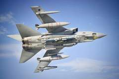 Điểm danh những vũ khí oanh tạc của Anh tại Syria
