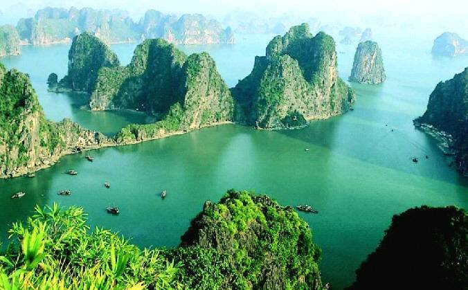 Tăng cường quản lý môi trường tại vịnh Hạ Long và quần đảo Cát bà