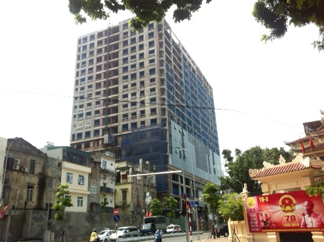 Hà Nội bị nẫng mất 2000 căn hộ tái định cư