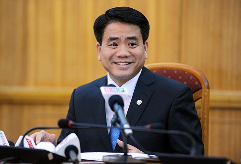 Ông Nguyễn Đức Chung được bầu làm Chủ tịch Hà Nội