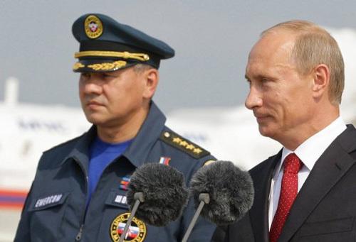 Putin, Nga, người bày binh bố trận, Crưm, Ukraina, người thầm lặng, Bộ trưởng Quốc phòng Nga, Syria, Thổ Nhĩ Kỳ
