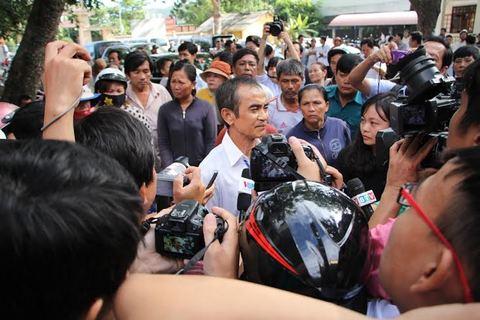 Ông Huỳnh Văn Nén: