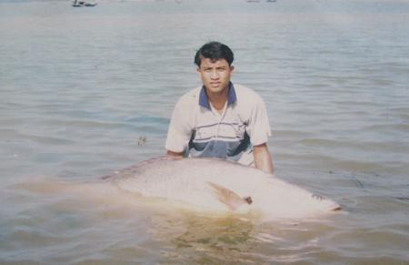 Ngư dân Thái Bình bán hớ cá 'thần tài' 1,5 tỷ