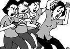 Trần tình buồn tủi của cô giáo bị đánh ghen trên bục giảng
