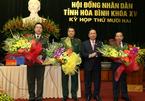 Hòa Bình có Giám đốc Công an mới