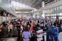 Sân bay Tân Sơn Nhất chấn chỉnh văn hóa ứng xử