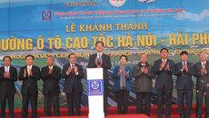 Thủ tướng phát lệnh thông xe cao tốc 2 tỷ USD