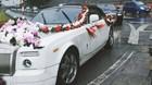 Dàn Rolls-Royce đi rước dâu của đại gia Quảng Ninh