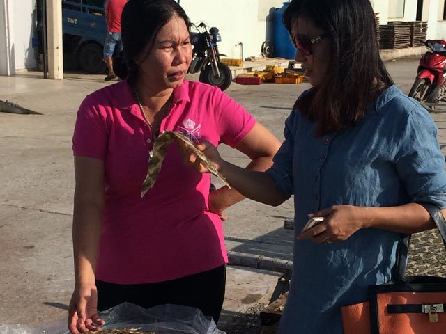 Bà bán cá đại gia: Thu 3 tỷ mỗi năm