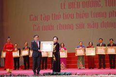 EVN nhận huân chương Lao động hạng nhất