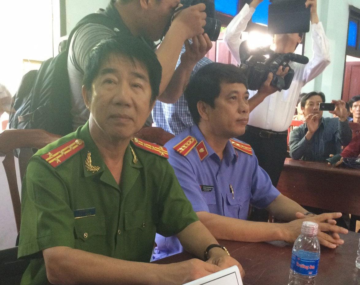 Huỳnh Văn Nén, Nguyễn Thọ, oan sai, nghi can giết người