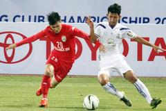 Công Vinh mờ nhạt, B.Bình Dương gục ngã tại bán kết Mekong Cup