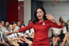 Hotgirl Hàn Quốc đổ sang Việt Nam thi tuyển tiếp viên