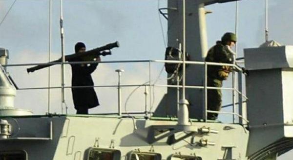 Lính Nga giương tên lửa vác vai, Thổ Nhĩ Kỳ nổi giận