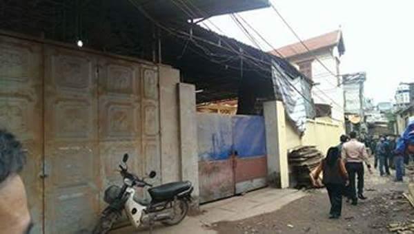 Hà Nội: Một gia đình bị sát hại trong đêm