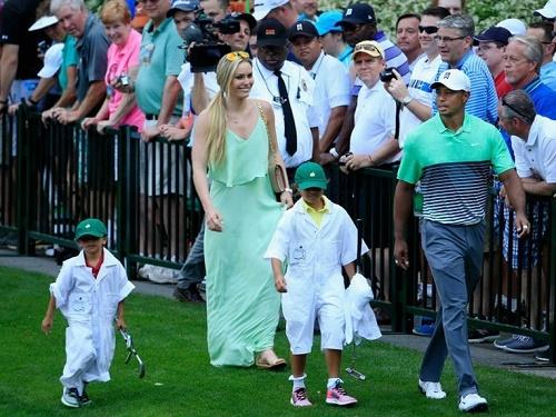 Tiger Woods, bồ bịch, scandal tình ái của Tiger Woods, golf thủ số 1 thế giới