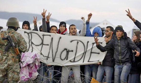 Thông điệp ớn lạnh của người tị nạn với châu Âu