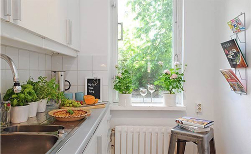 'Hút mắt' với hai căn hộ nhỏ có phong cách bài trí thông minh và cực thoáng