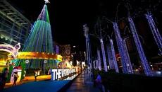 Những thành phố lộng lẫy nhất châu Á mùa Giáng sinh